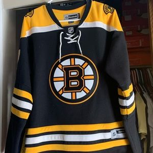 Bruins hockey  jersey